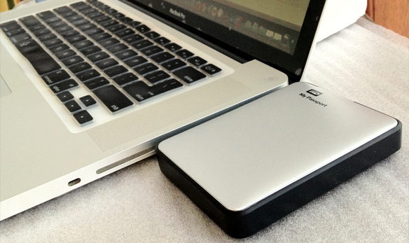hdd eksternal western digital my passport 1tb